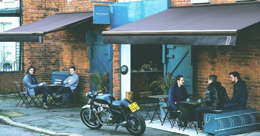 Root and Branch Belfast   Courtesy of Root and Branch