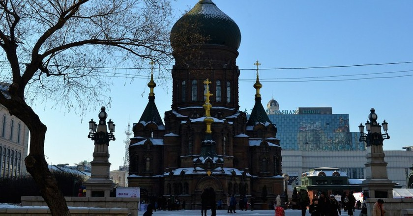 Saint Sophia Cathedral | Courtesy of the Author
