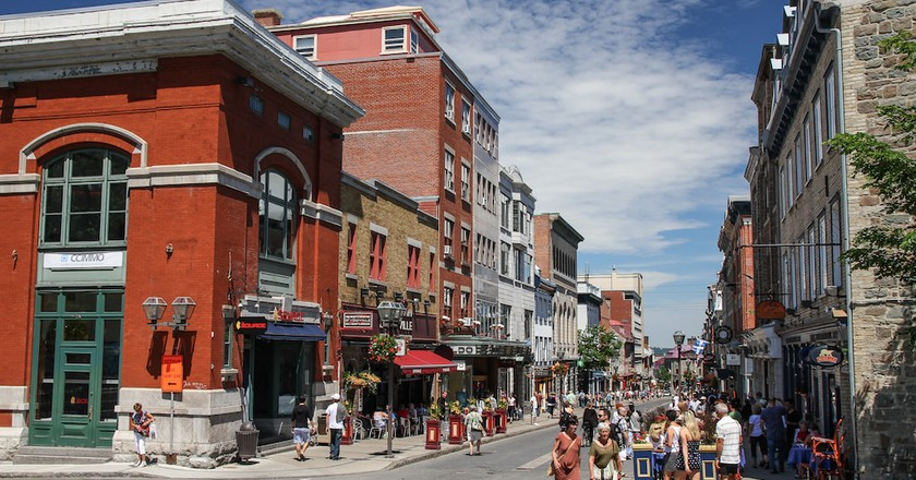 The Best Markets in Quebec City