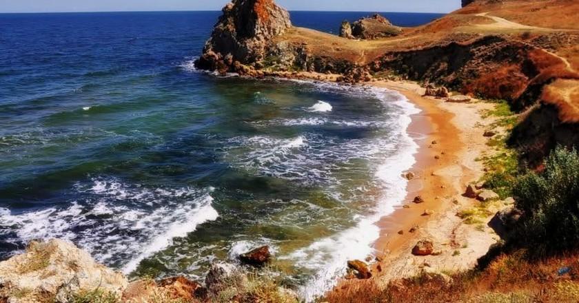 Unkown Russian Beach | © 12019 / 10308/Pixabay