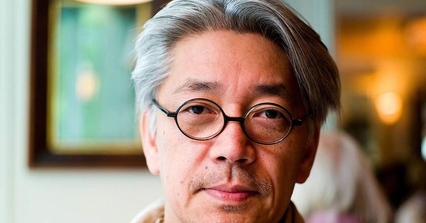 Ryuichi Sakamoto | © Joi Ito/Wiki Commons