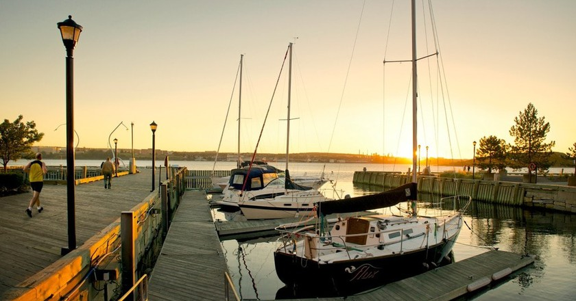 Sail Boats | Courtesy of Destination Halifax