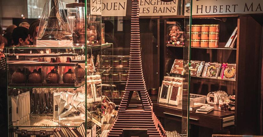 Salon du Chocolat | © Tasaka Sama/Flickr