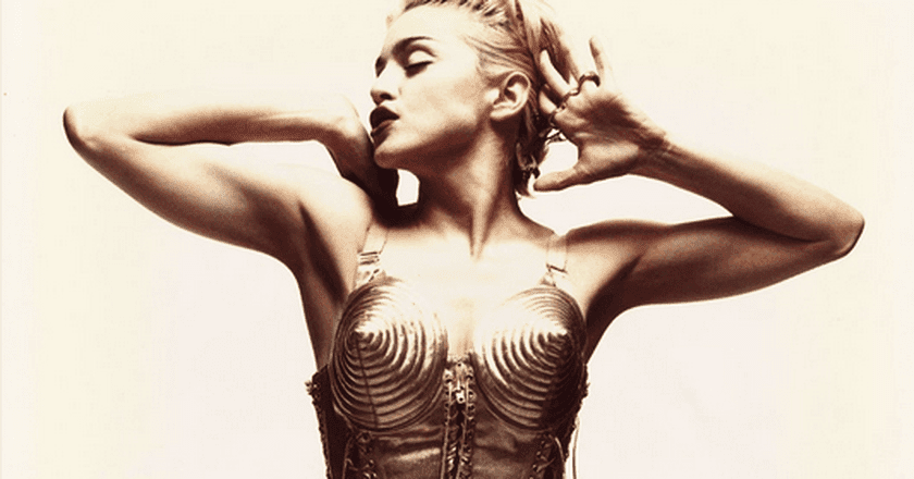 A Brief History of Jean Paul Gaultier