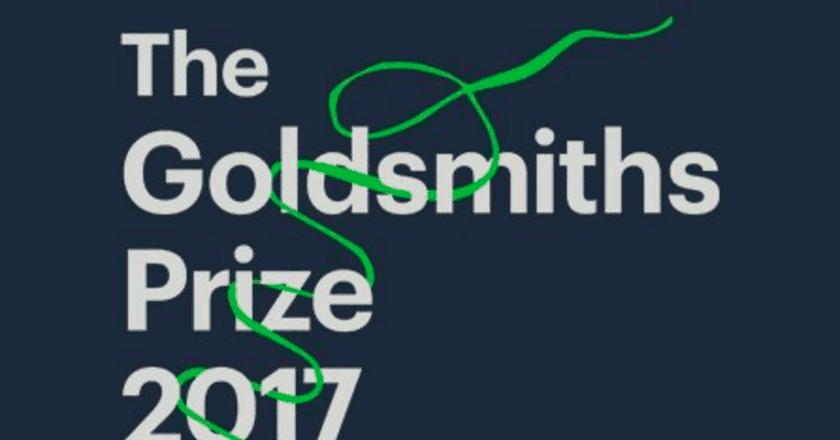 Logo of Goldsmiths Prize