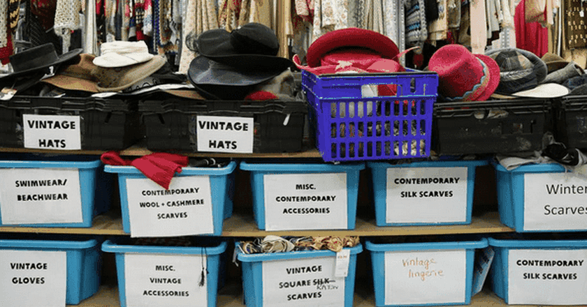 The Best Charity Shops in East London