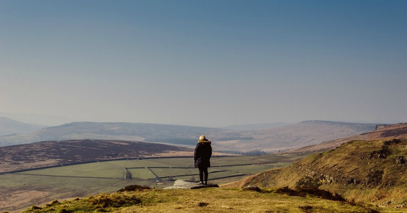 24 Hours in the Peak District | © Shane Rounce / Unsplash