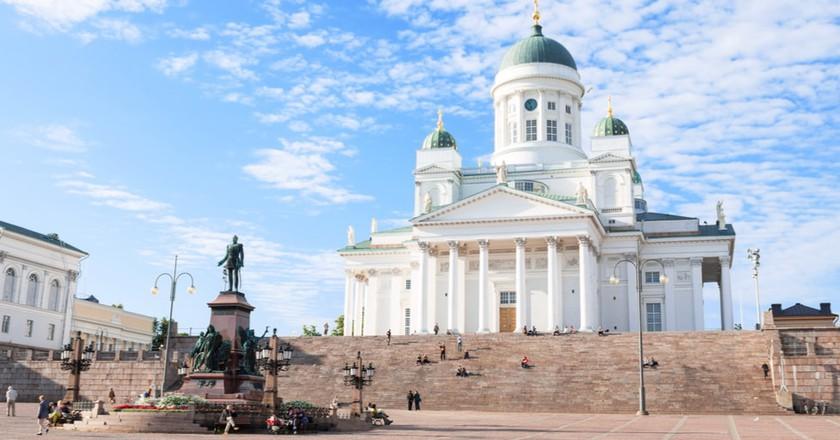 Helsinki Cathedral | © pamuk/Shutterstock