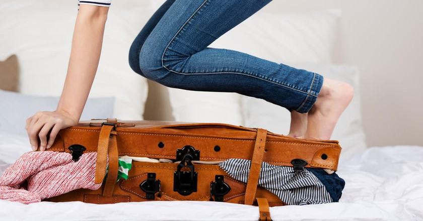 Packing nightmare | © racom/Shutterstock