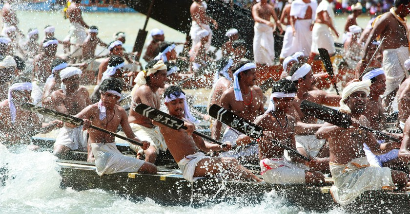 Kerala's annual boat race is an ancient tradition | © Rajesh Narayanan / Shutterstock