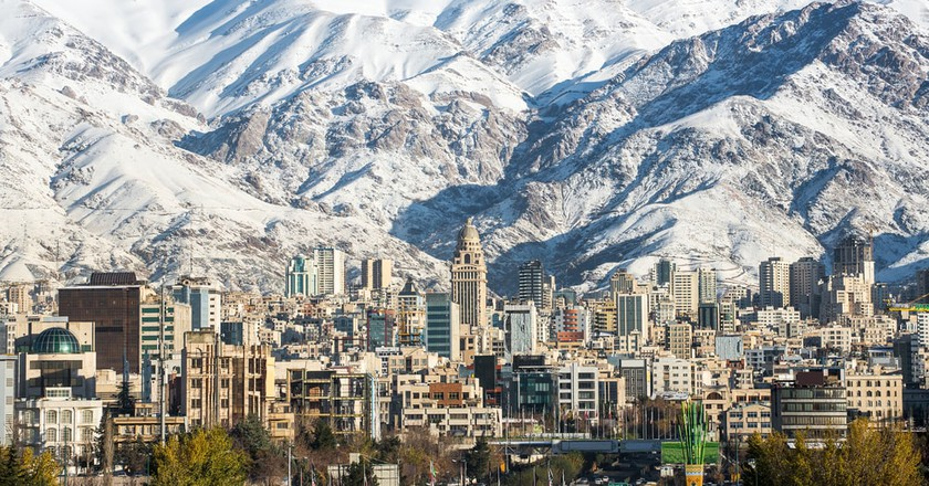 A 7-Day Travel Itinerary to Iran