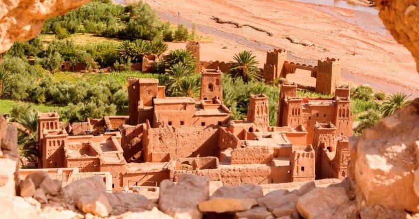 The old desert town of Ait Ben Haddou, Morocco | © Anton_Inanov / Shutterstock