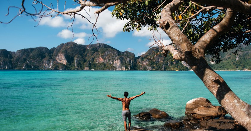 Koh Phi Phi, Thailand | © Tyshchenko Photography/Shutterstock