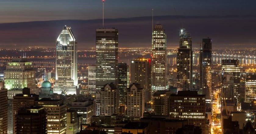 Montreal Summer Skyline   © FOTOimage Montreal / Shutterstock