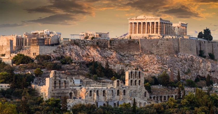 What to Do on a Layover in Athens