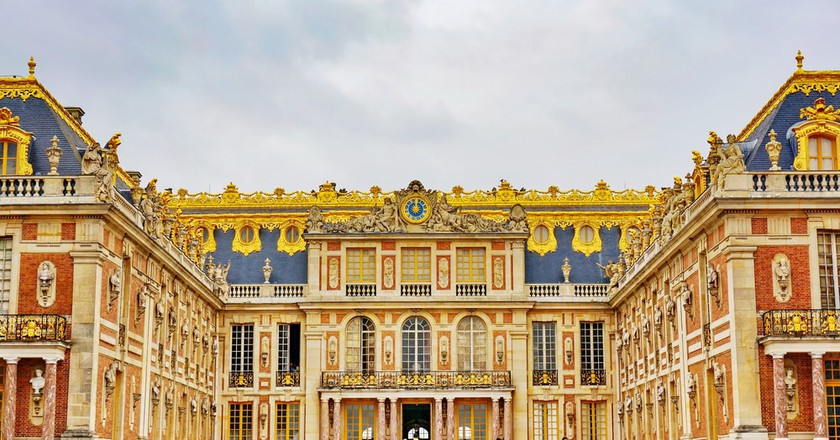 Entrance to the Palace of Versailles | © HelloRF Zcool/Shutterstock