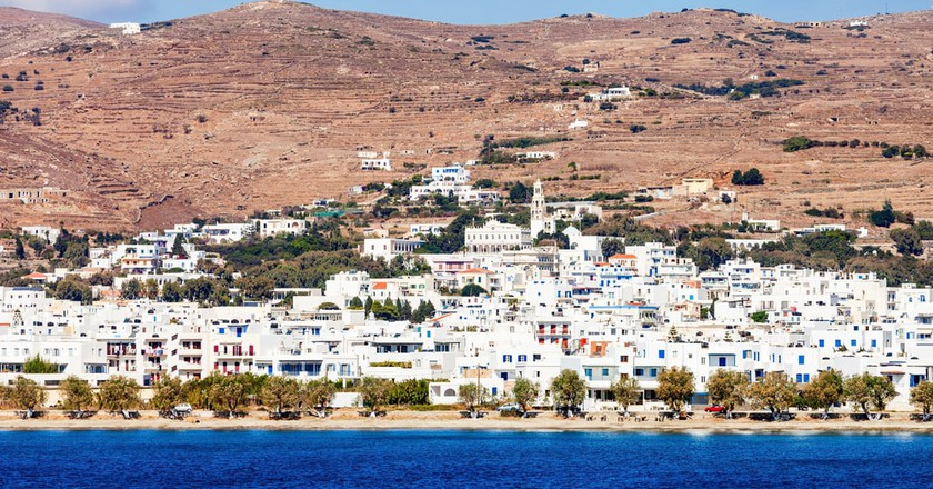 This Unassuming Greek Island Has over 700 Churches