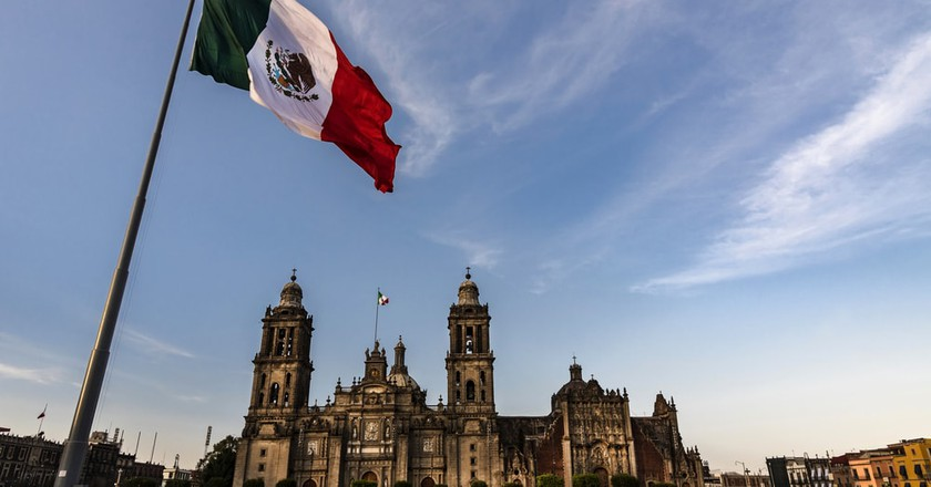 Cathedral in Mexico City | © Leonardo Emiliozzi / Shutterstock