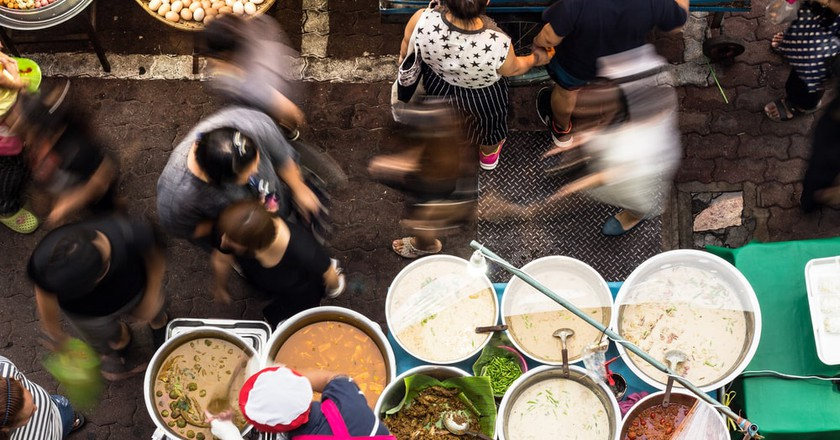 Hustle and bustle of Thai markets | © Anansing/Shutterstock