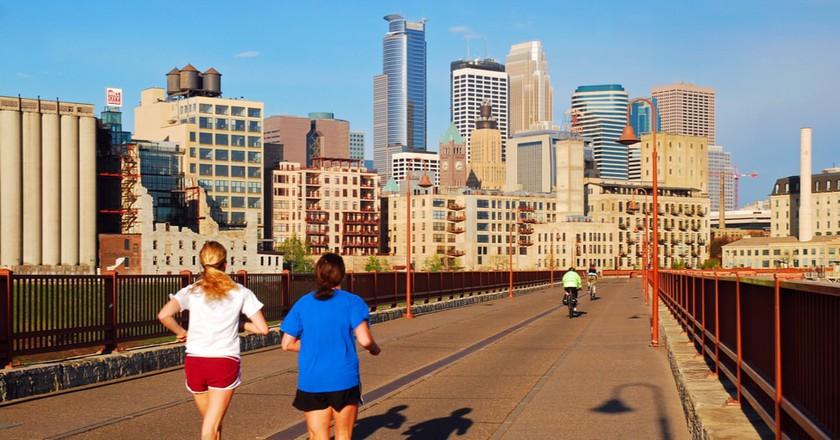 Minneapolis, MN | ©James Kirkikis/Shutterstock