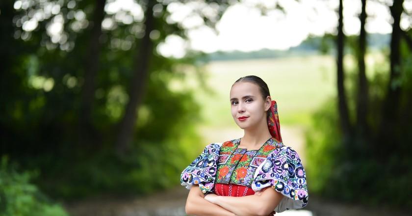 Slovak woman    © Marcel Jancovic / Shutterstock