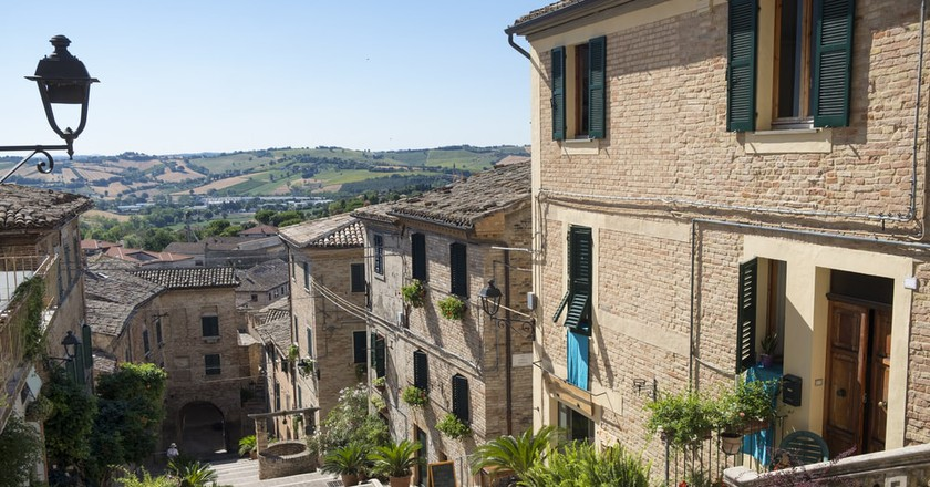 Corinaldo, Ancona, Italy | © Claudio Giovanni Colombo/Shutterstock