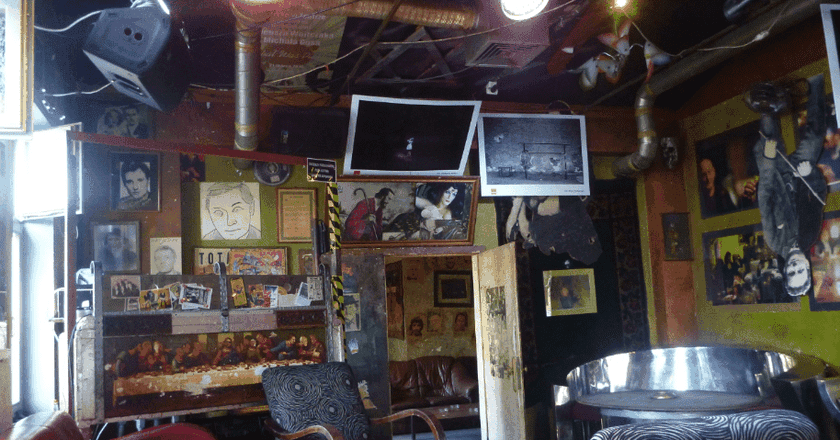 Spatif Cafe Sopot | © Northern Irishman in Poland