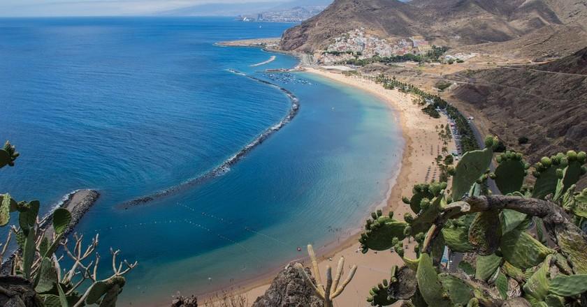 Enjoy stunning views like these on the Tenerife Bluetrail  | © hjrivas/Pixabay