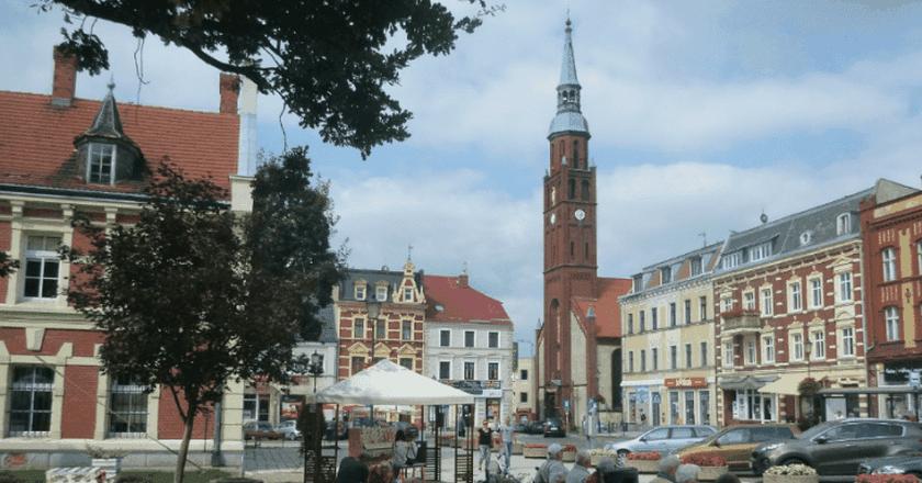 "Starogard Gdański ""perfect square"" | © Jonny Blair/ Northern Irishman in Poland"