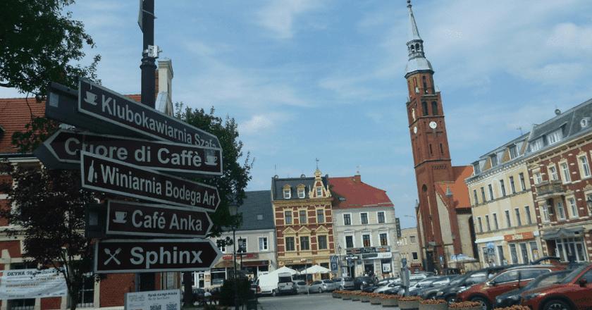 Starogard Gdanski's Stary Rynek |© Northern Irishman in Poland