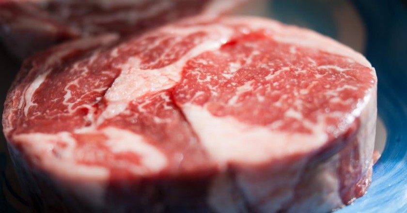 Steak | © Taryn/Flickr