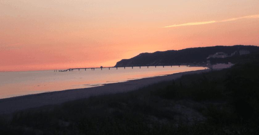 Sunrise in Międzyzdroje   © Northern Irishman in Poland