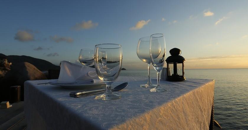 The Most Romantic Restaurants in Ibiza