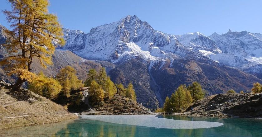 Kids will love discovering nature in Switzerland | © rvlak/ Pixabay