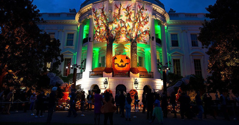 Halloween at the White House, photo by Pete Souza | © Obama White House / Flickr