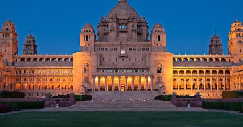 Umaid Bhawan Palace | © Ajajr101 / Wikimedia Commons