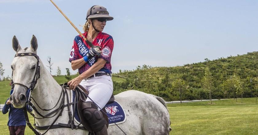 Jennifer Williams is club manager at Farmington Polo Club in Connecticut   © Amanda Suarez/Culture Trip