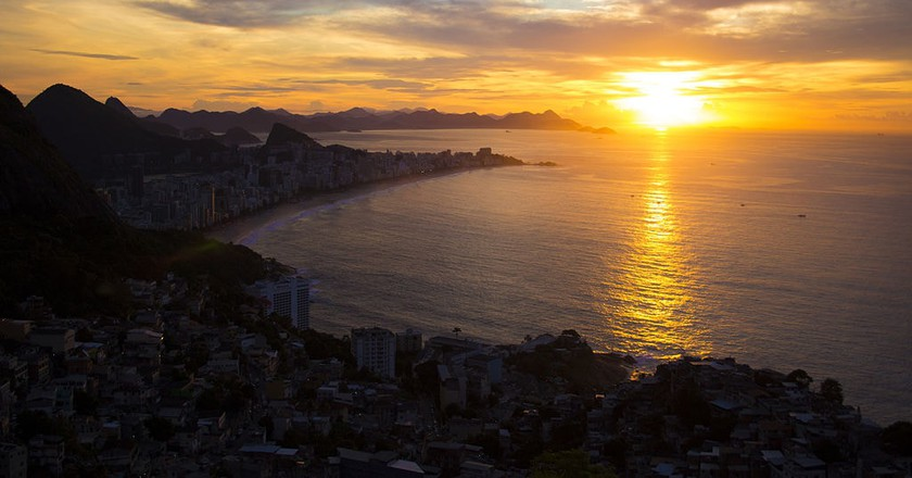 View from Vidigal | © 3lysiumm/WikiCommons