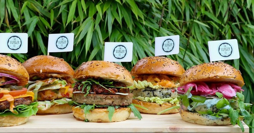 Vurger Co. | Image courtesy of Sauce Communications