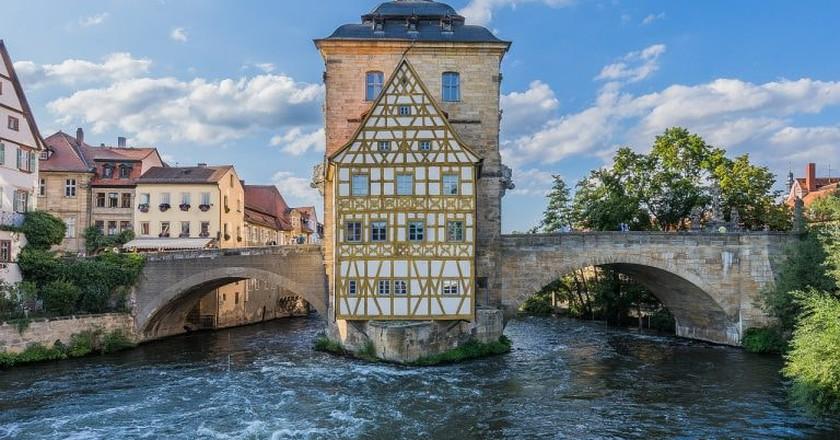 Bamberg Old Town Hall I © tma / Pixabay