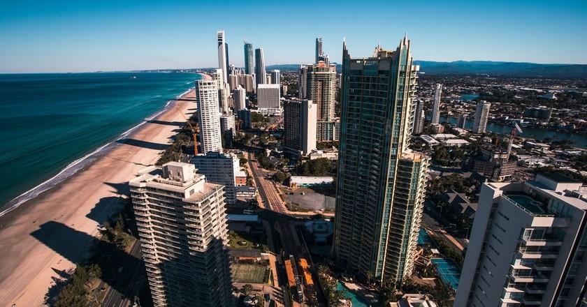 Gold Coast | © Matt Barrett/Unsplash