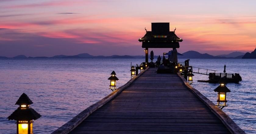 Thai sunset   ©  Alin Meceanu /Unsplash