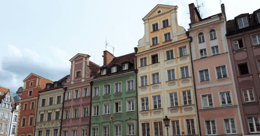 Wrocław Old Town Square   (c) Northern Irishman in Poland