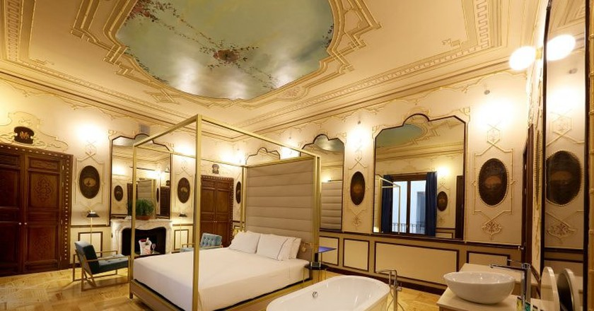 Axel Hotel, Madrid|©Courtesy Axel Hotel