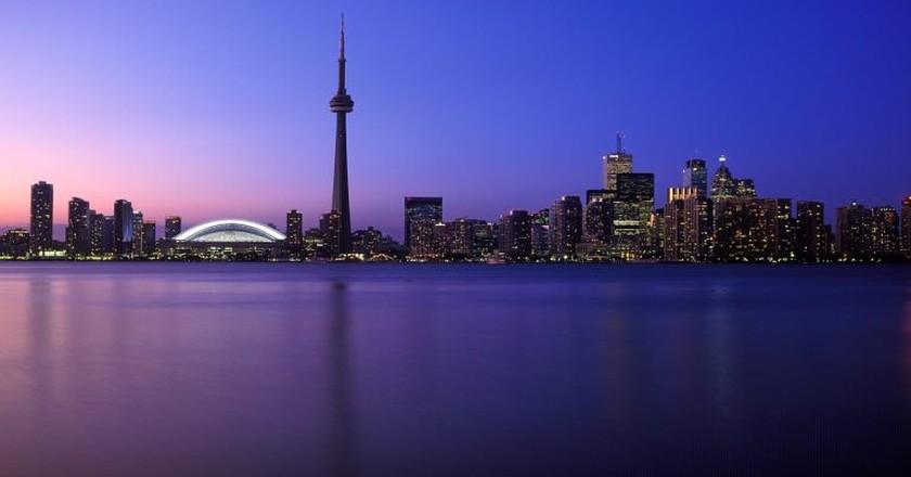 Toronto Skyline | © OTMPC