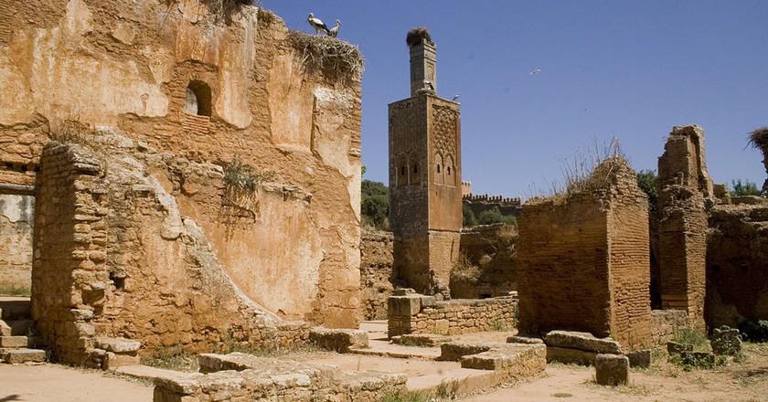 Chellah Rabat | © İhsan Deniz Kılıçoğlu/Wikimedia Commons