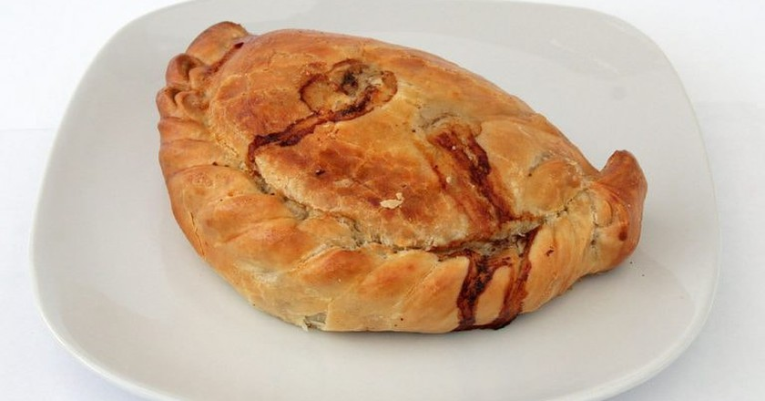 Cornish pasty |© WikiCommons