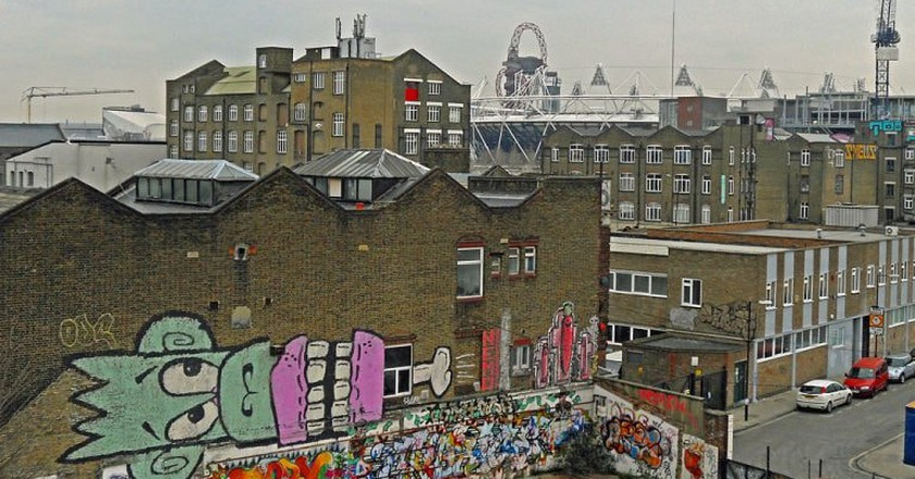 A Literary Tour of London: Will Self's Hackney