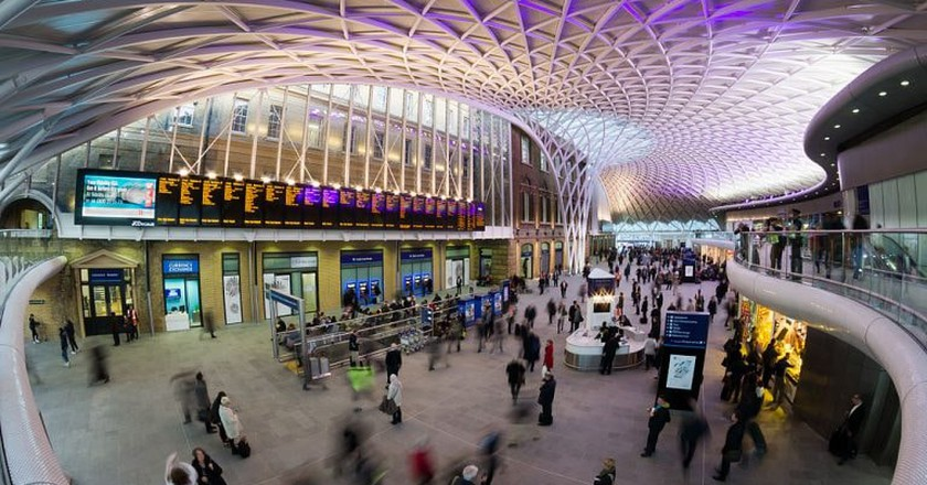 The Literary Landmarks to Visit in and Around King's Cross