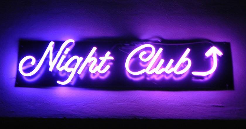 Nightclub Neon | © Martin Birkin